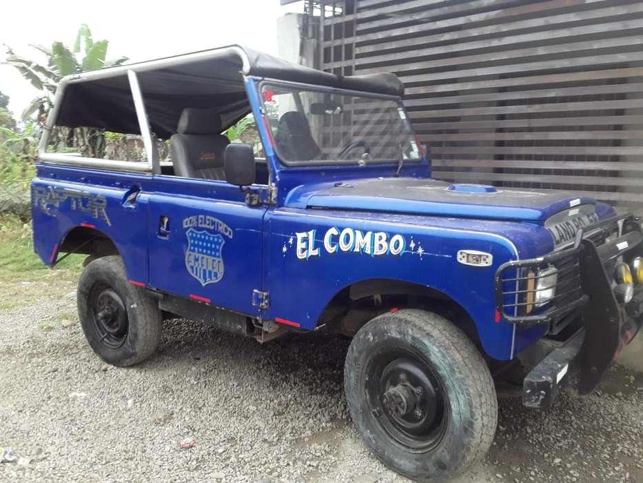 Land <strong>rover</strong> Otro 1972 - 0 km
