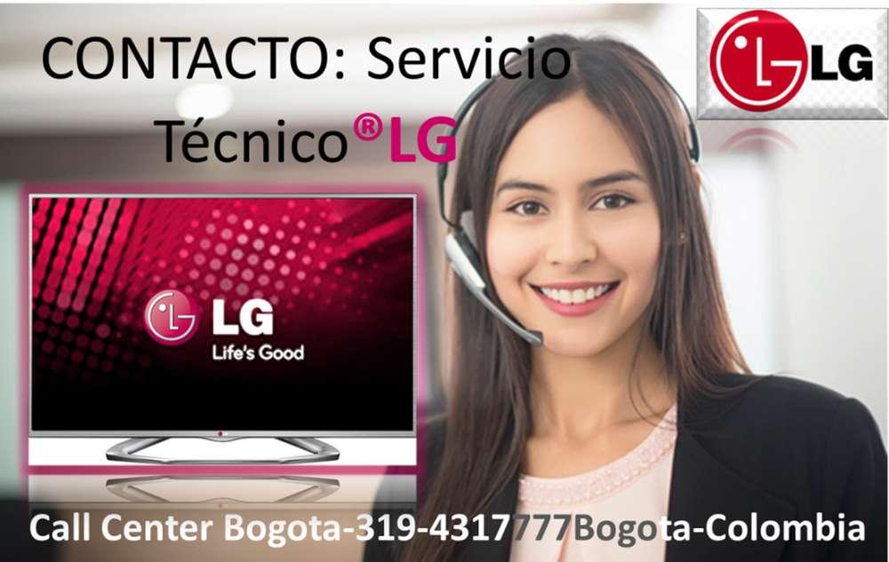 Reparación Arreglo de Televisores LG Servicio Técnico: Bogota