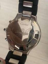 425d93289e5d Reloj Cartier Chronoscaph 21 para caballero original Reloj Cartier  Chronoscaph 21 para caballero original ...
