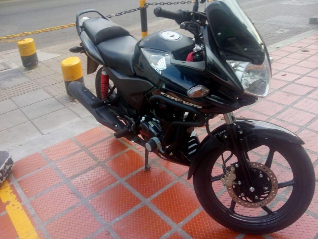 Vendo Honda Cbf125