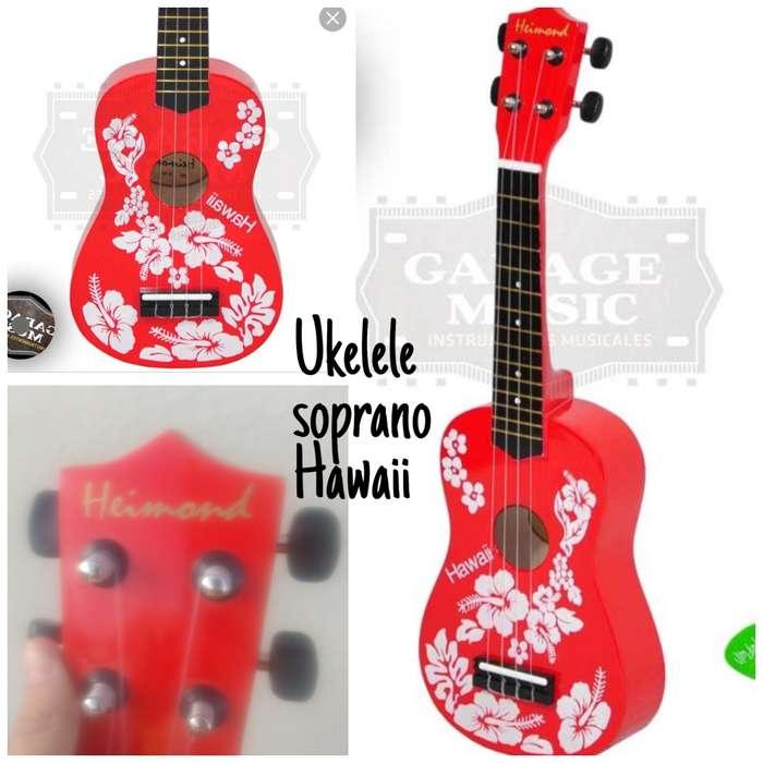 UKELELE SOPRANO HEIMOND HAWAII