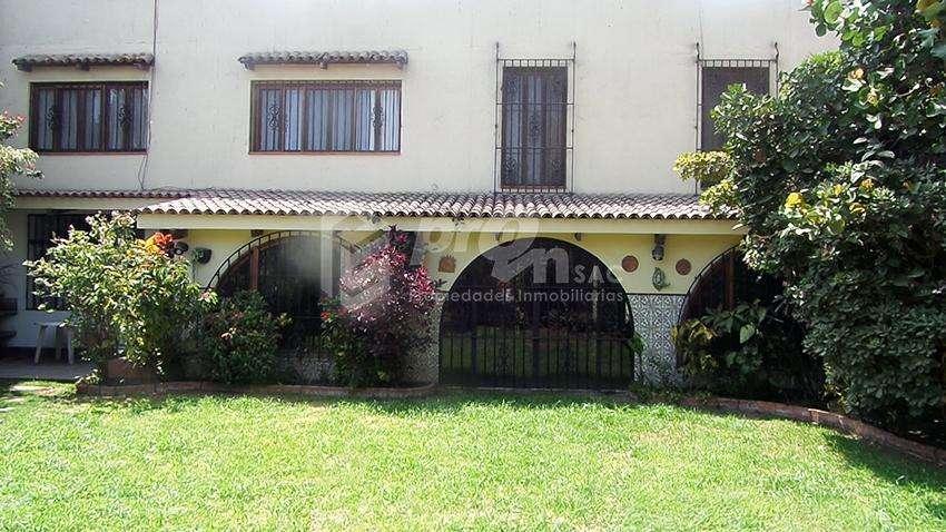 Excelente <strong>propiedad</strong> en La Mejor Zona de San Borja
