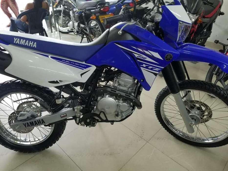 Yamaha Xtz 250 Mod 2020