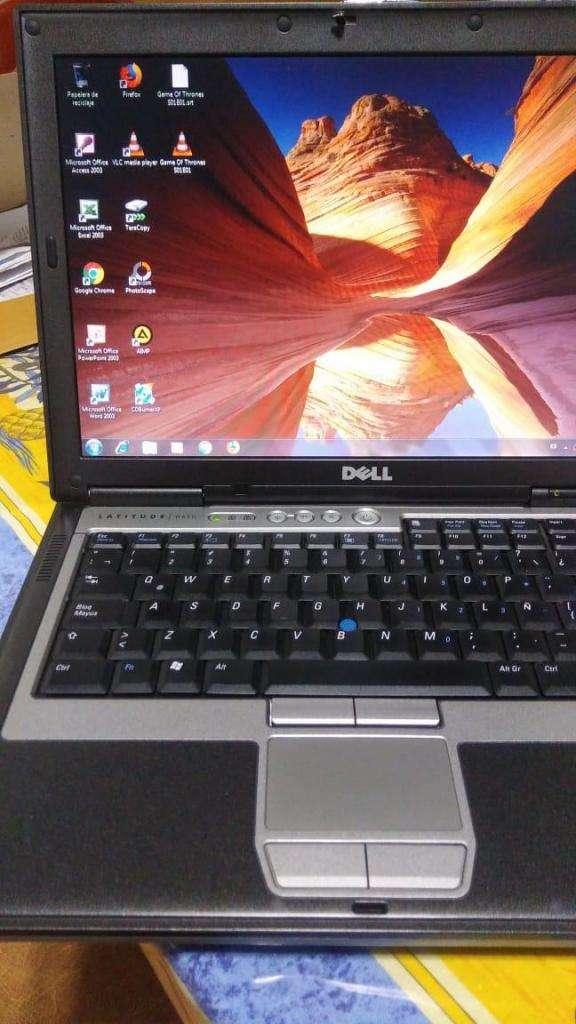 Notebook Dell - Windows 7 x64 - Internet Wifi