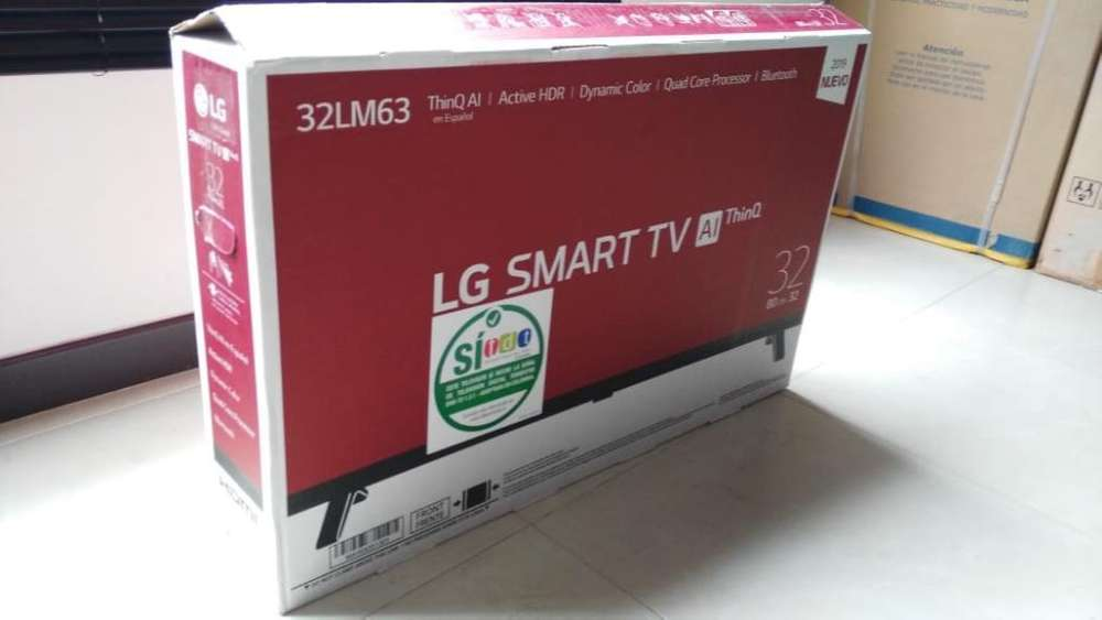 <strong>televisor</strong> Smart Full Hd 32 Lg Mod. 2019