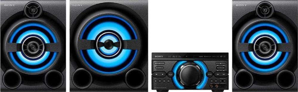 Sony M80D - Equipo de Audio de Alta Potencia