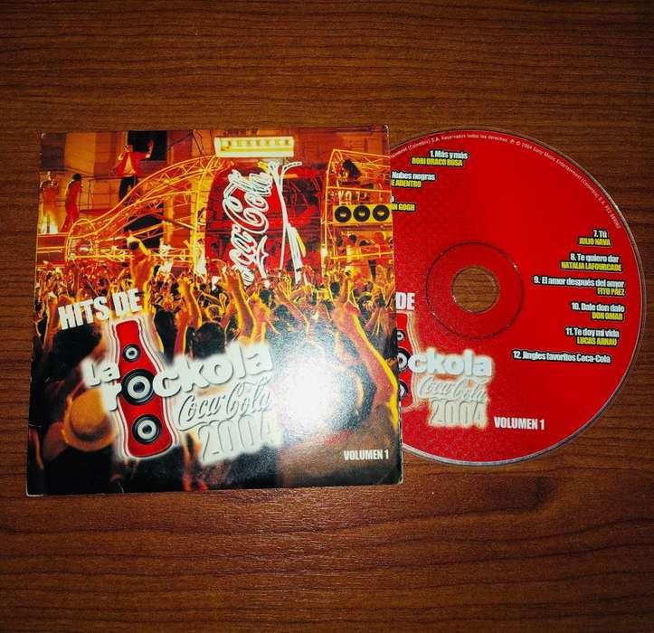 CD CocaCola 2004