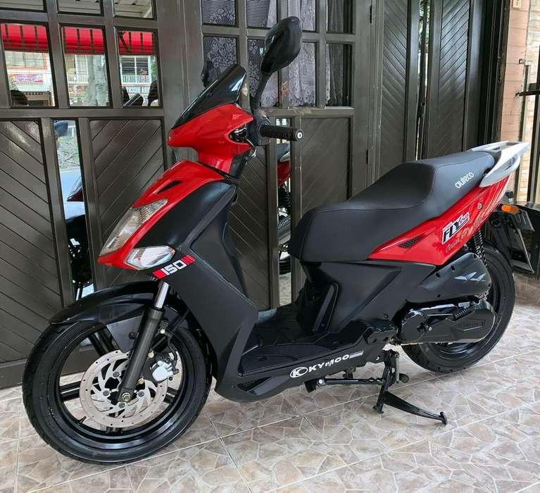 Agility 150 Modelo 2012 Papeles Nuevos.