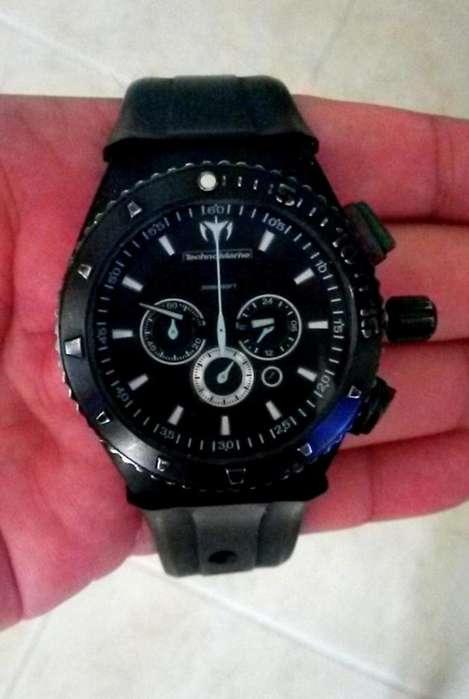 Espectacular Reloj TechnoMarine Cruise, Original, Usado en Buen Estado, 9 de 10...