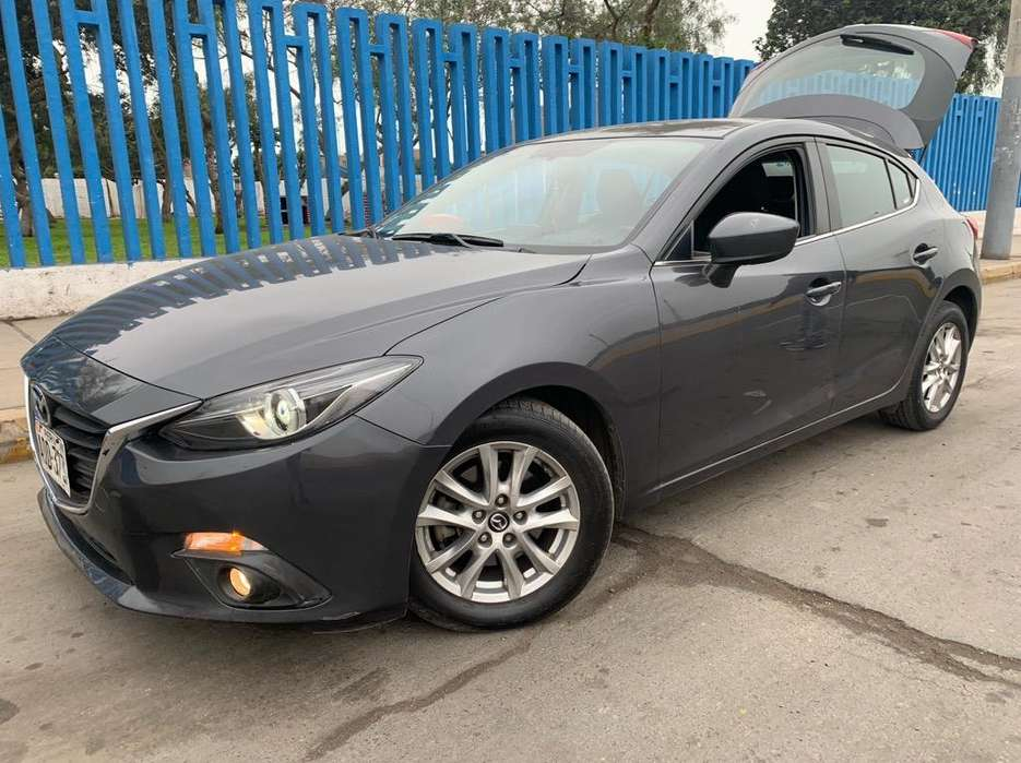 Mazda Mazda 3 2015 - 0 km