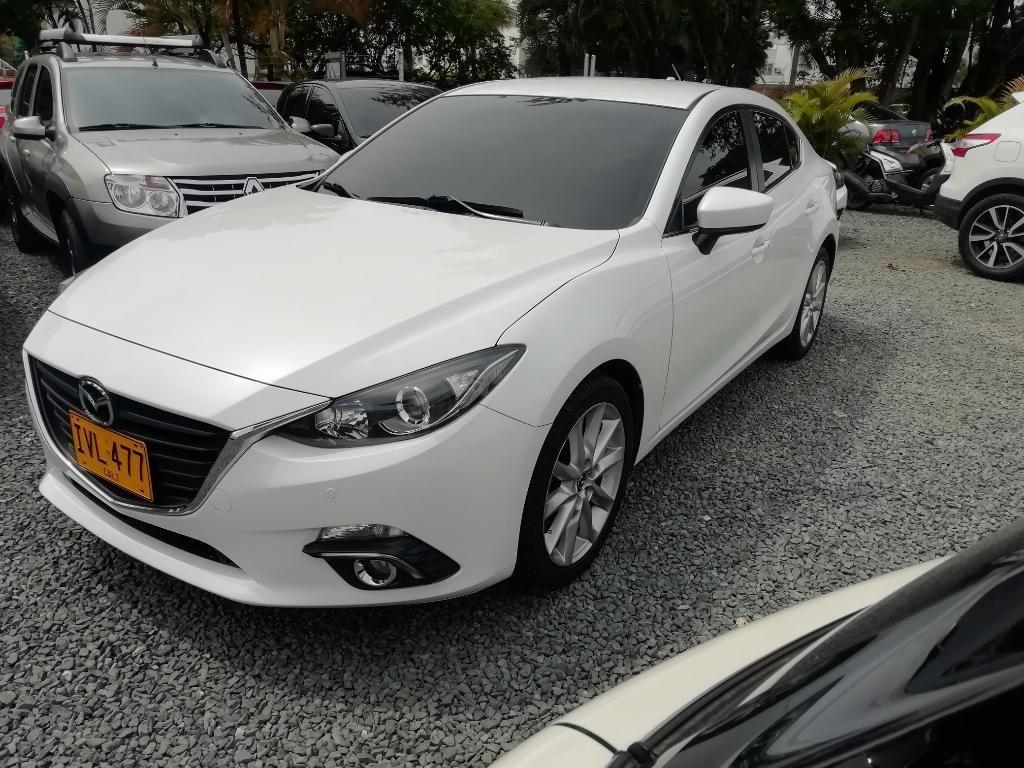 Mazda3 Touring 2016 Automático