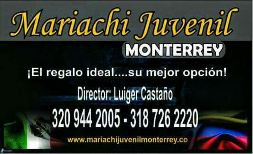 Mariachi Juvenil Monterrey