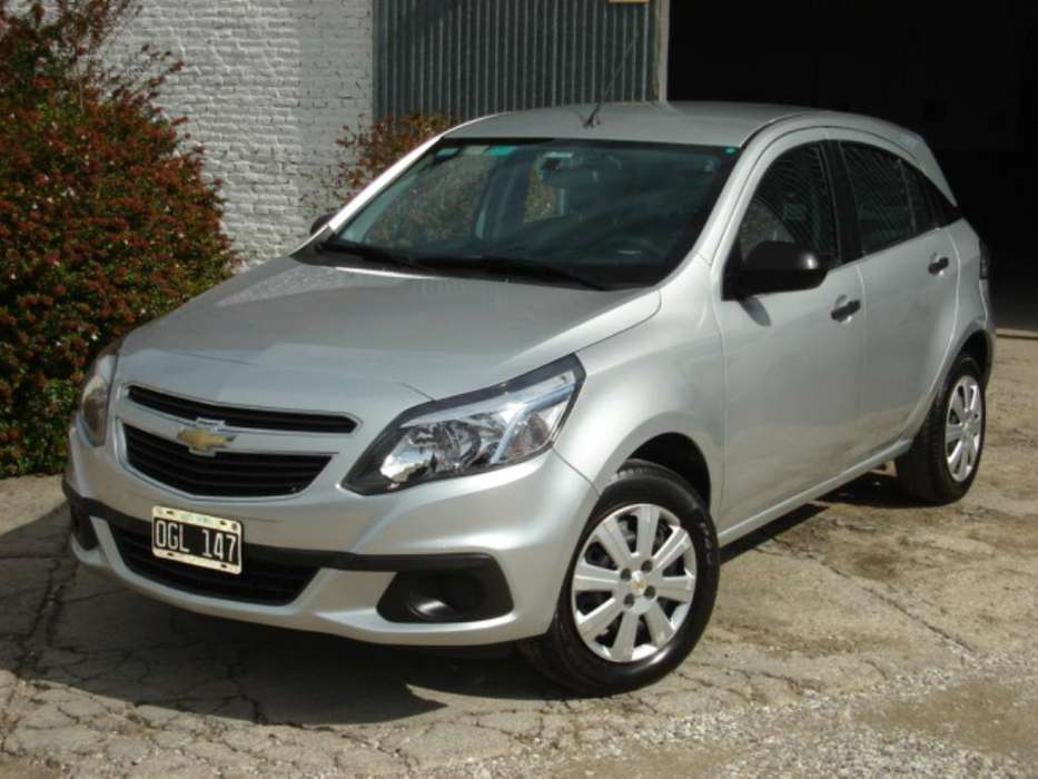 <strong>chevrolet</strong> Agile 2014 - 98000 km