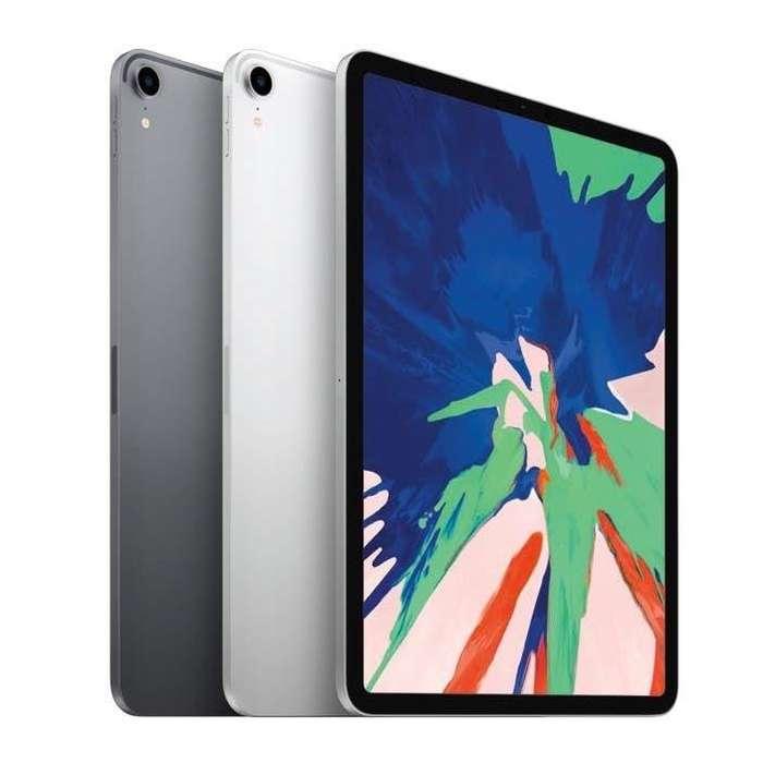 iPad Pro 11 64gb Wifi 2018 Tienda San Borja. Garantía.