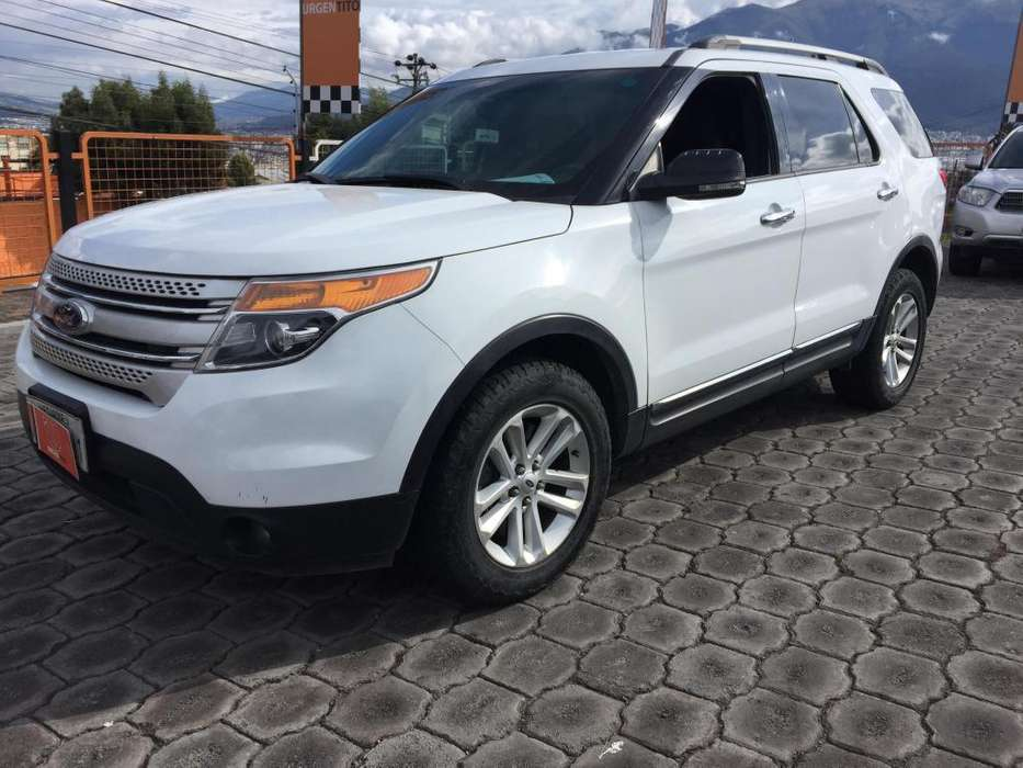 <strong>ford</strong> Explorer 2014 - 163000 km