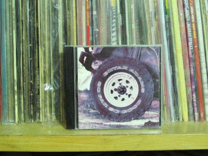 Bryan Adams ?– So Far So Good CD ARG