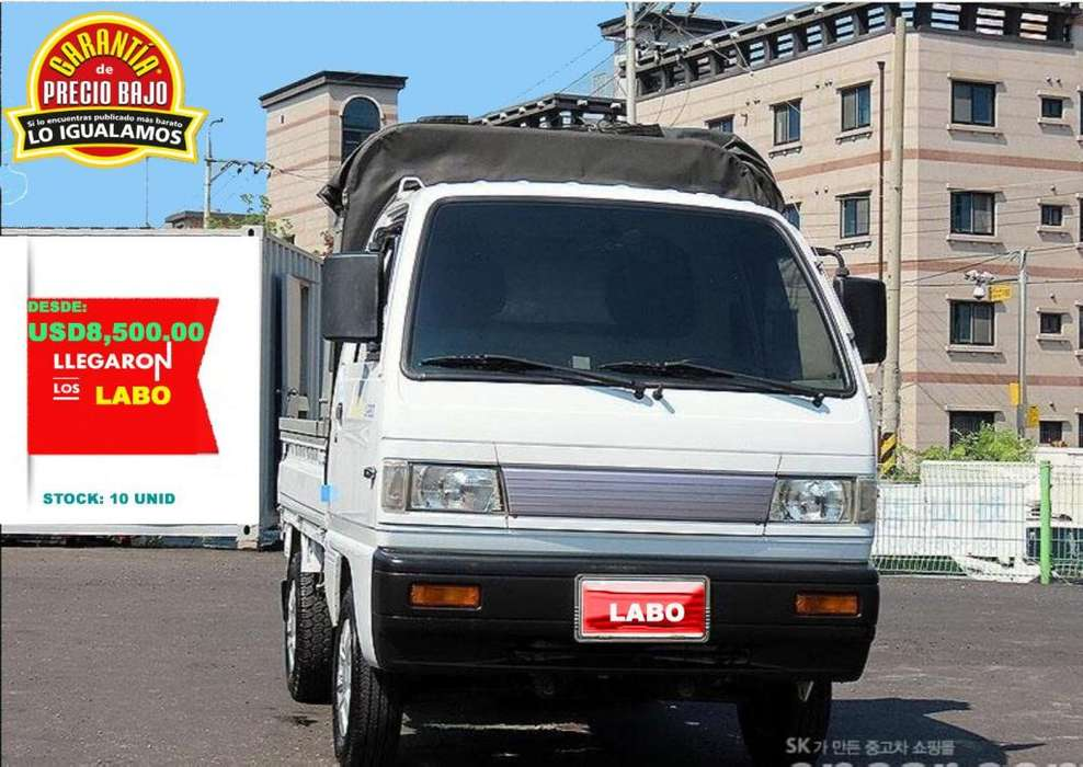 Daewoo Labo 2015 - 31500 km