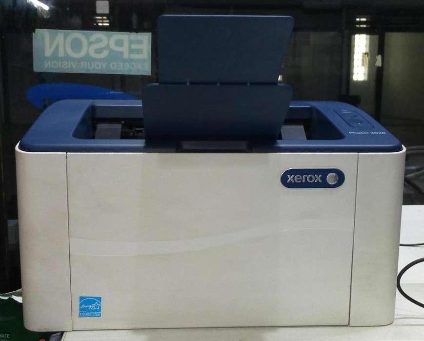 Impresora Xerox Phaser 3020 Laser Para Reparar O Repuestos.
