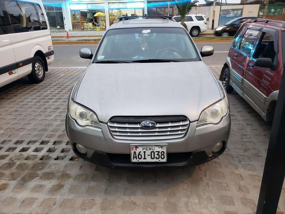 Subaru Outback 2007 - 150000 km
