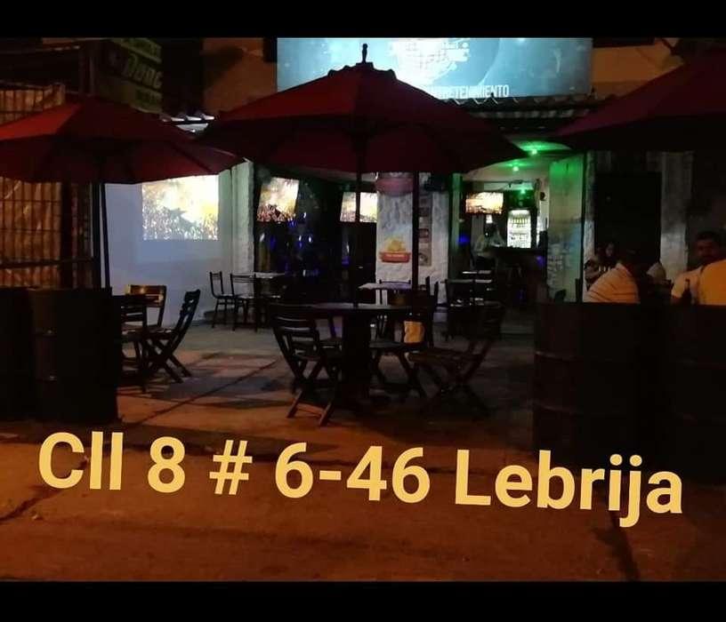 Vendo establecimiento <strong>bar</strong> acreditado en Lebrija inversión totalmente segura