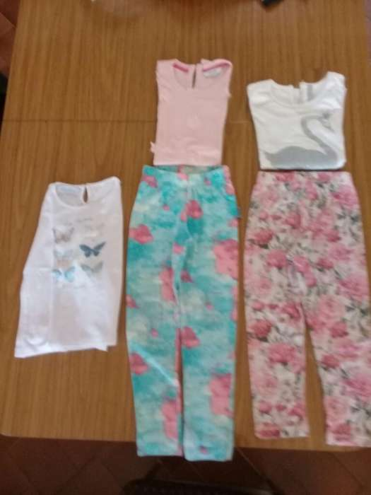 <strong>ropa</strong> para Nena de 3 Años 5 Prendas