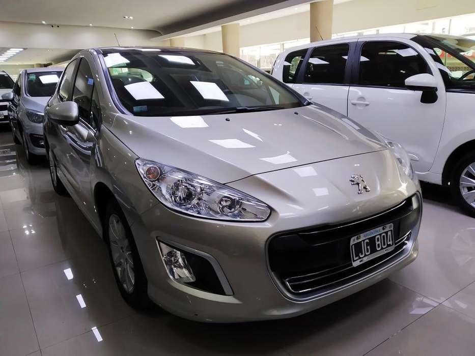 Peugeot 308 2012 - 107233 km
