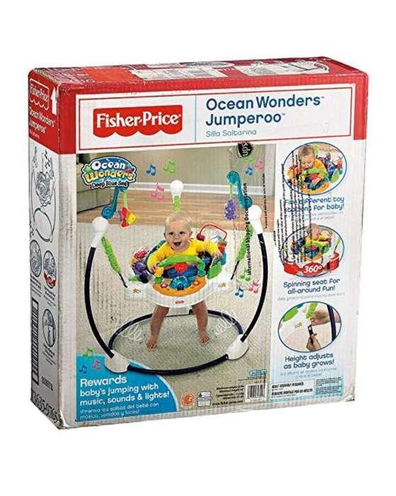 Jumper Fisher Price Ocean Wonders