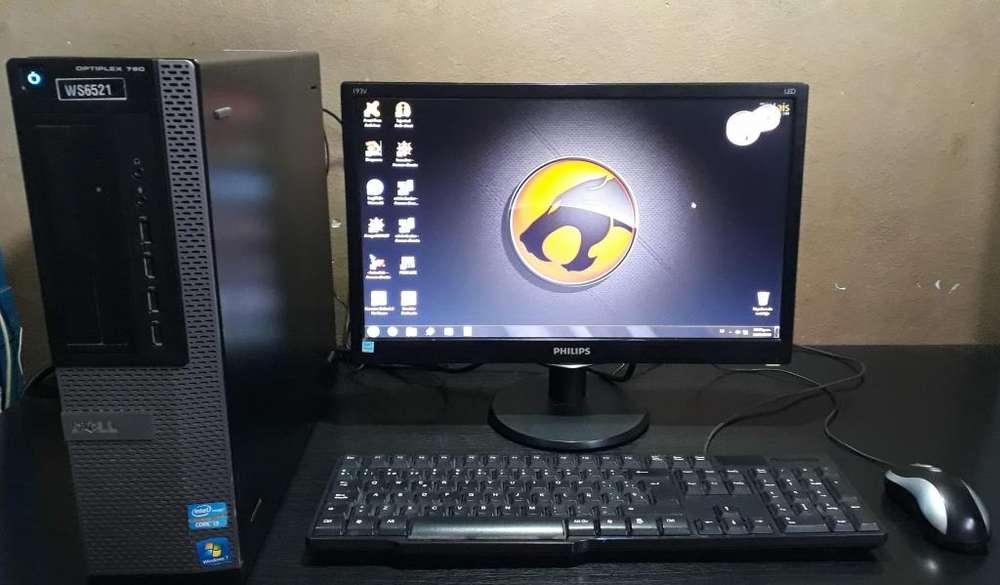 COMPUTADORA COMPLETA DELL OPTIPLEX 790 – CORE i3