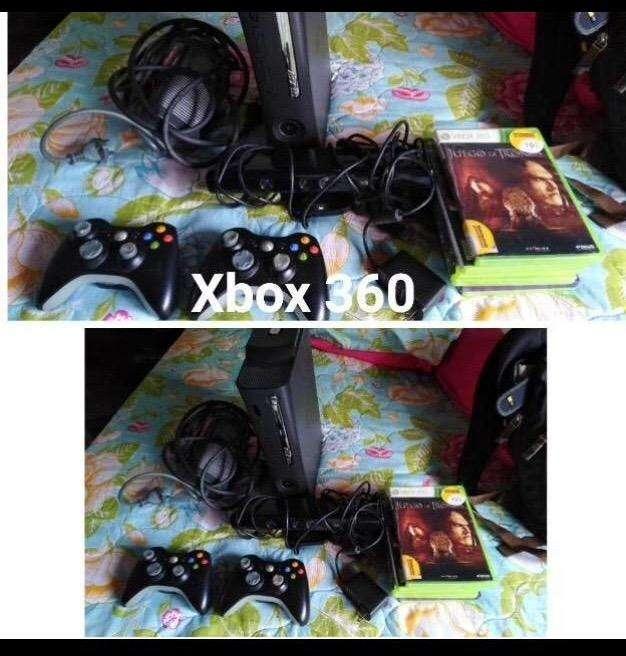 Xbox360Telekinet Y Pelis