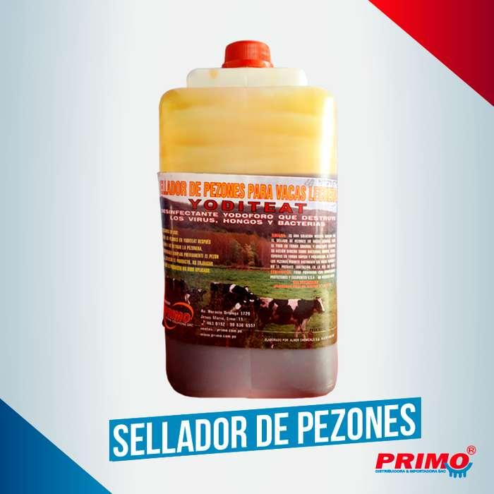 SELLADOR DE PEZONES IDEAL PARA GANADERIA , AGROPECUARIA