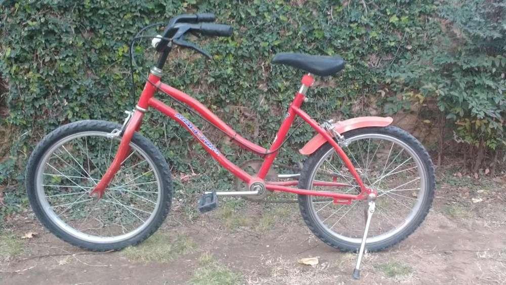 Bicicleta para nioa