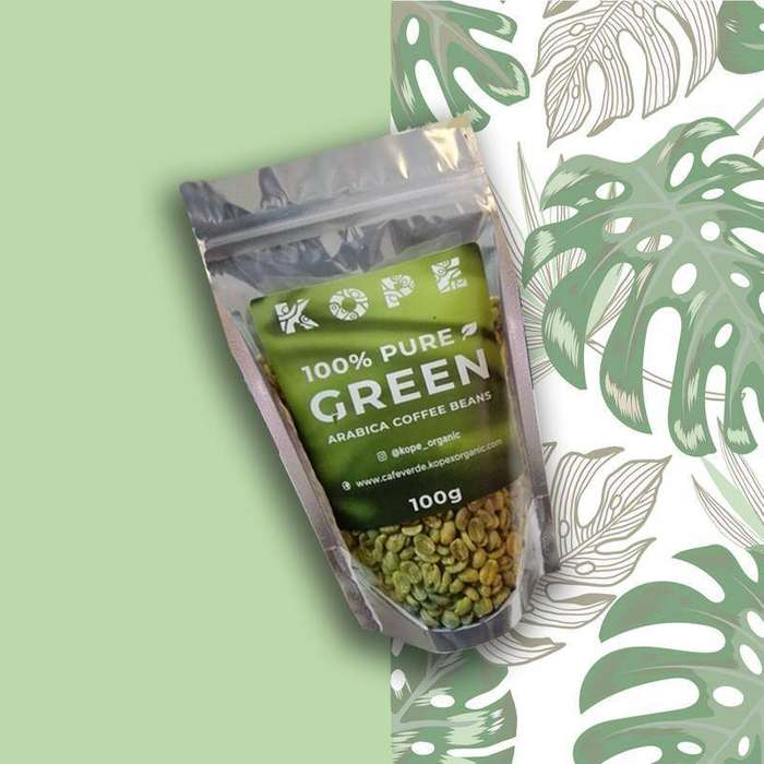 venta de green coffee en peru
