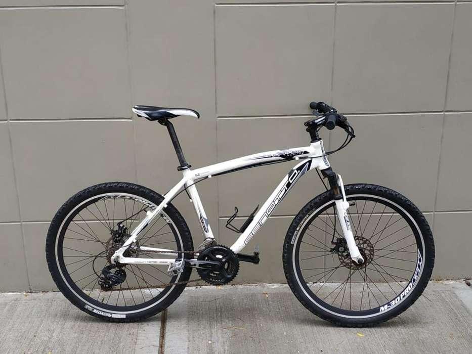 Bicicleta Benotto Vortec