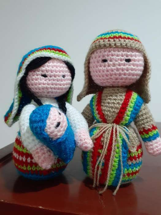 Nacimiento en Crochet
