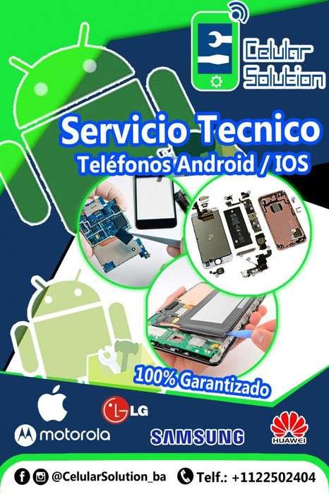 Servicio Técnico Android e IOS