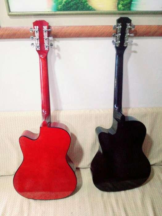 Guitarras Acústicas Nuevas con Estuche