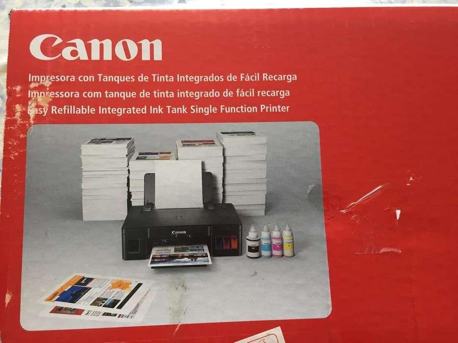 Impresora Canon Pixma Ink Efficient61110