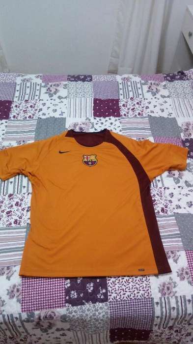 Camiseta Barsa Original Impecable