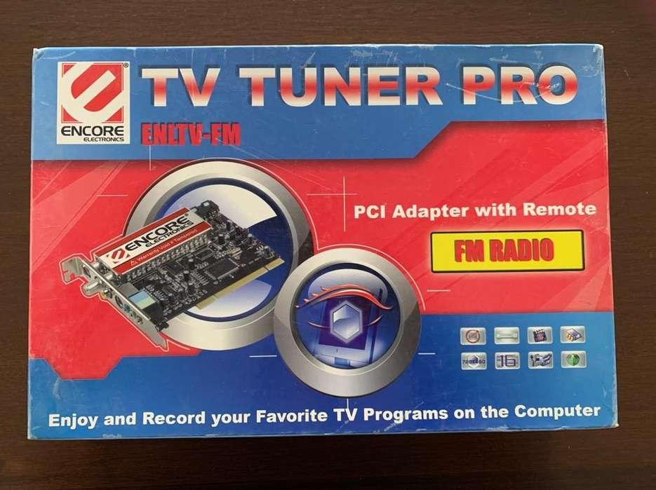 Encore Tv Turner Pro - Fm