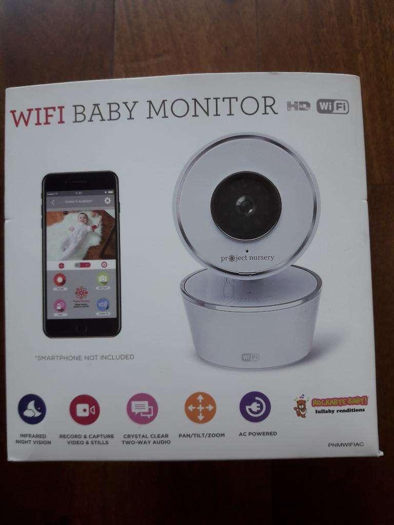 Wifi Baby Monitor Baby Call
