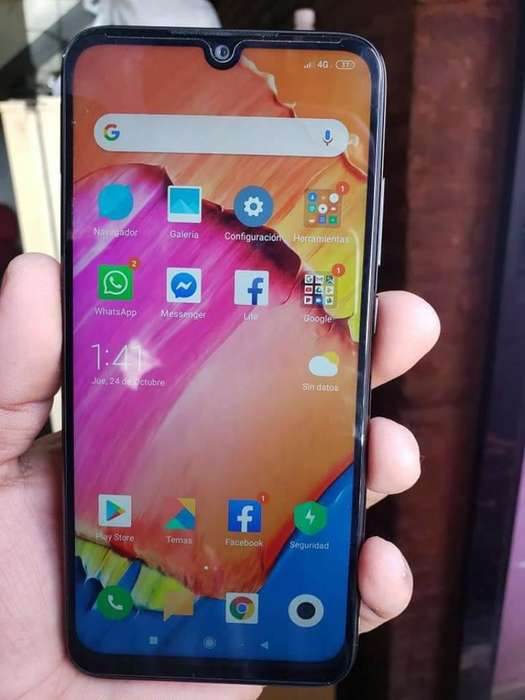 Vendo Xiomi Redmi Note 7 Libre 4g Impeca