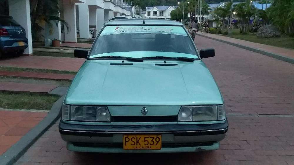 <strong>renault</strong> R9 1991 - 125000 km