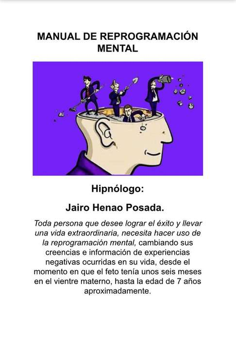 MANUAL DE REPROGRAMACIÓN MENTAL pdf