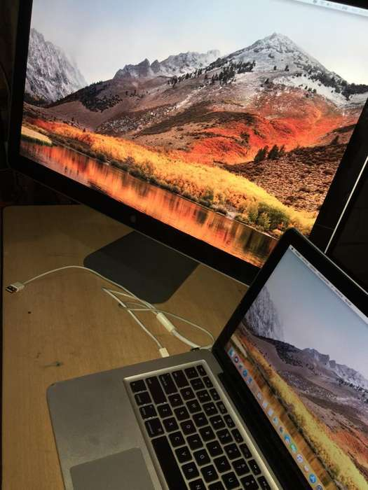 <strong>monitor</strong> Apple Led 27 pulgadas