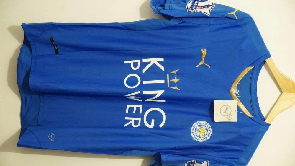Camiseta Puma Leicester City