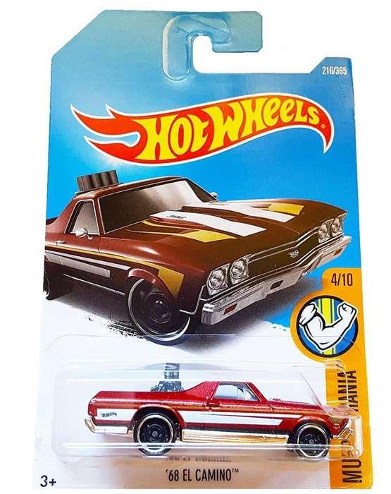 Hot Wheels '68 El Camino / 0992786809