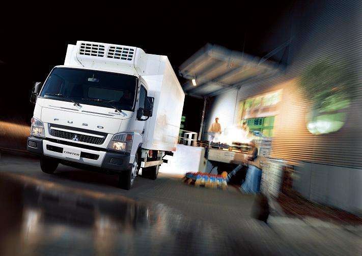 Fuso Canter 714 2020