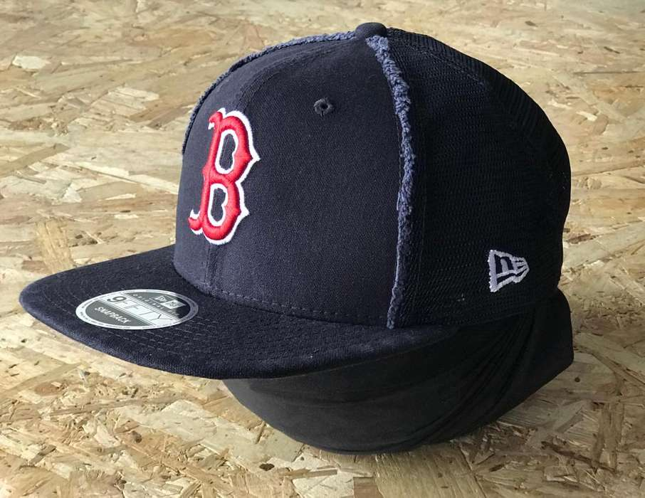 Gorra New Era Original Snapback Boston Red Sox