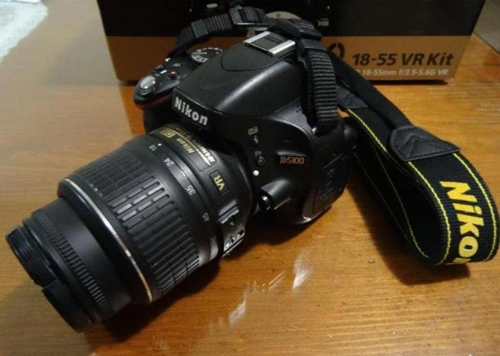 Nikon D5100 completa