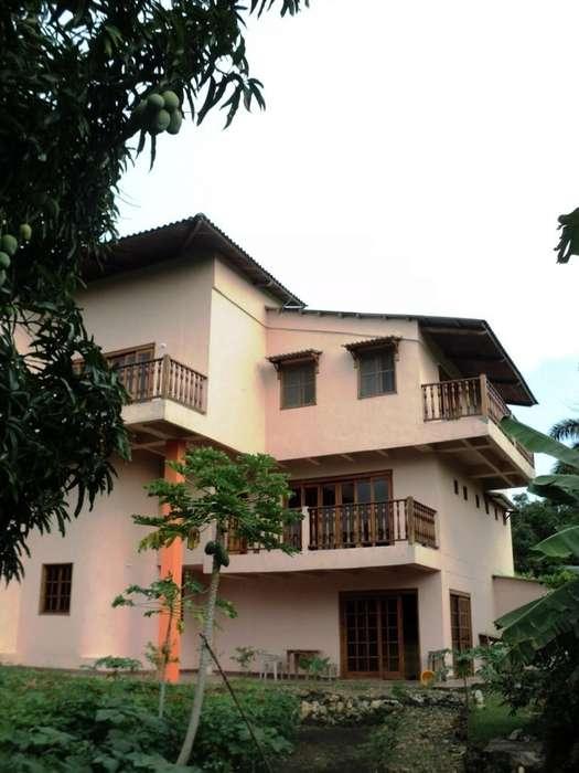 Casa Campestre en Cartagena Via Turbaco urbanizacion el Zapote